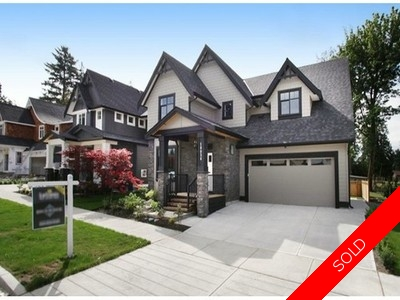 Cloverdale BC House for sale:  5 bedroom 3,552 sq.ft. (Listed 2014-09-03)