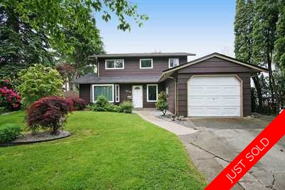 Cloverdale BC House for sale:  3 bedroom 1,740 sq.ft. (Listed 2016-06-03)