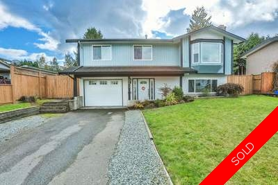 Langley City House for sale:  4 bedroom 1,684 sq.ft. (Listed 2017-11-01)