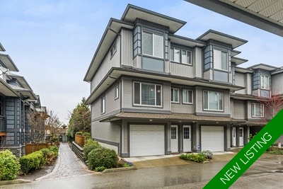 Cloverdale Townhouse for sale: Encore at Hillcrest 3 bedroom 1,449 sq.ft. (Listed 2018-04-06)
